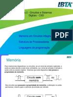 CIRCUITOS - 2CCO AULA_2 - Estrutura de Processadores (2)