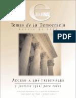 Tema de Democracia