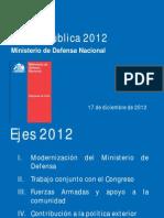 CP Defensa 2012