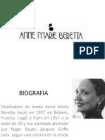 Anne Marie Beretta
