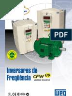 Inversor de Freqncia CFW09