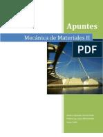 Mecanica de Materiales II