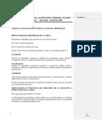 ÁMBITOS FUNDAMENTALES EN DIFICULTADES DE APRENDIZAJE