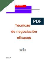 Artículos negociación EPISE