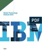 Global Technology Outlook 2013