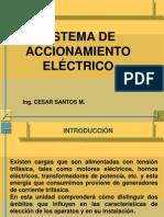 Accionamiento Electrico Unac