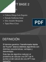 Concepto y Ejemplo Fft Base 2