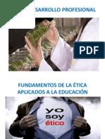 ÉTICA Y DESARROLLO PROFESIONAL 2
