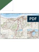 Mapa Cantabria 2011 Anverso