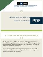 Derecho de Sociedades (presentacion Tesorería)