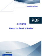 Ambev e Bb - Financiamentos