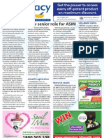 Pharmacy Daily for Tue 23 Apr 2013 - ASMI CM role, Aspen S26 deal, GSK, Guild update and much more