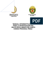 2214 Manual Interinstitucional Mp Pnp