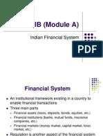 indian finacial system