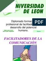 Facilitadores para la comunicación