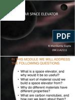 Lunar Space Elevator-technical
