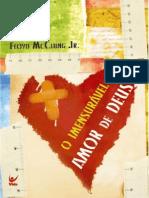 Floyd McClung Jr - O Imensurável Amor de Deus
