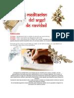 Meditacion y Plan Angelico de Navidad