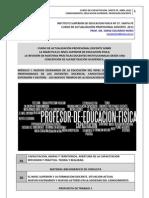 203. EDUCACION FISICA, EDUCACION DEL CUERPO, EDUCACIÓN INTEGRAL.