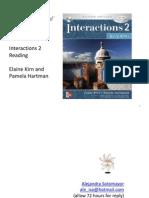 II Interaction