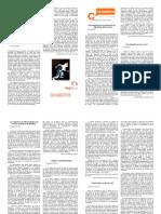 Newsletter Federación Barcelona C's 2009.03.28 (formato A3 para impresión)