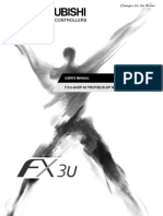 FX3U 64DP Profibus Master User Manual