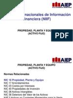 Presentacion Activo Fijo NIC 16 Clases (1)