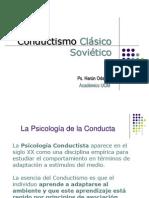 Diapos Conductismo