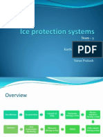 Ice protection system