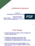 11 Mte481-Crystal Geometry