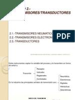 U3 transmisores