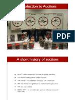 Presentation on Auction Theory by Simon Herrmann