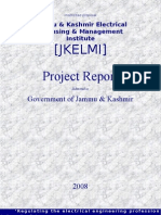 Jammu & Kashmir Electrical Licensing & Management Institute