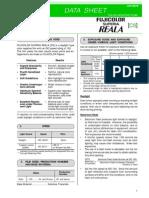 Superia Reala Datasheet