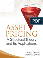 Cheng B. Tong H. Asset Pricing.. a Structural Theory and Its Applications (WS 2008)(ISBN 9812704558)(O)(91s) FG