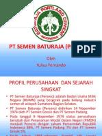 Pt Semen Baturaja (Persero)