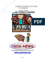 How to Combat Bank Foreclosures