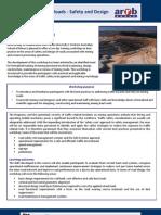 Mining Roads Safety Design