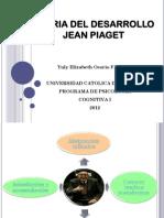 Teoria Del Desarrollo Piaget