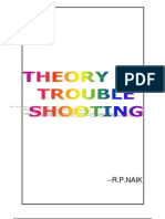 Theory of Trouble Shooting