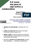 La Web 20 Como Plataforma Para El Aprendizaje Activo y Colaborativo3791
