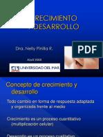 08 Crecimiento y Desarrollo Dra Pinilla 1219949332359089 9
