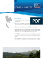 Khaoyai Residentail Market Report March 2013