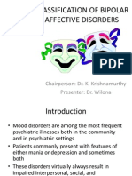 Classification of Bipolar Affective Disorders
