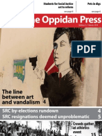 The Oppidan Press. Edition 2. 2013