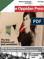 The Oppidan Press. Edition 2. 2013