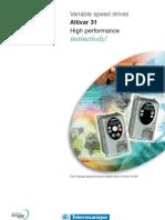 Altivar 31 Brochure