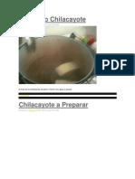 Hirviendo Chilacayote