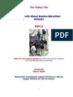 The Truth About Boston Marathon Attacks - Part 2