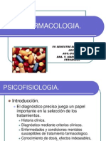 PSICOFARMACOLOGIA-7º SEM. PSIC.